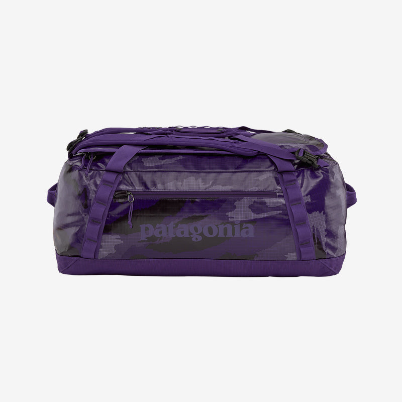 Patagonia Black Hole Duffel 55L - Home Planet: Piton Purple - Find Your Feet Australia Hobart Launceston Tasmania