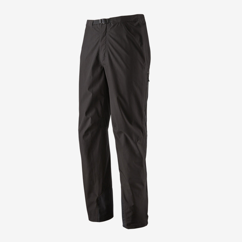 Patagonia Calcite Gore-Tex Waterproof Pants (Men's) Black FW20 Find Your Feet Australia Hobart Launceston Tasmania