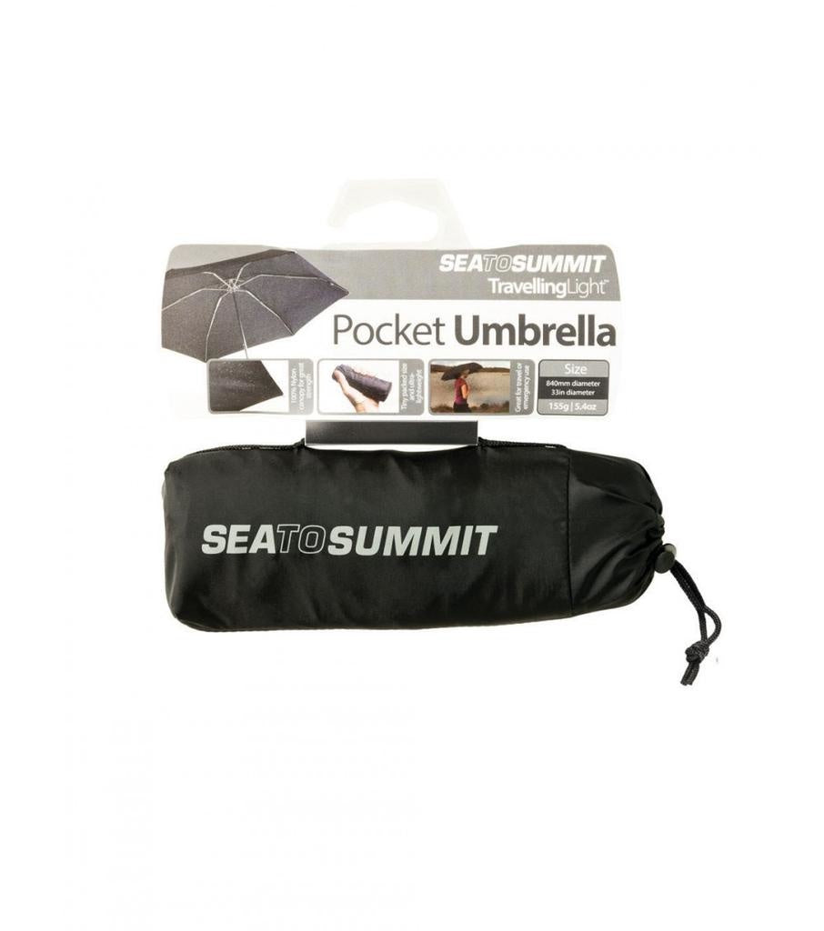 Sea To Summit Pocket Umbrella - Find Your Feet Australia Hobart Launceston Tasmania