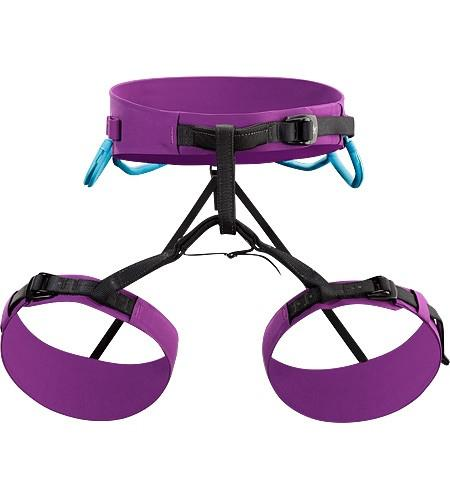 Arcteryx AR-385A Climbing Harness (Women's) - Purple - Find Your Feet Australia Hobart Launceston