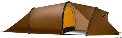 Hilleberg Nallo 4 GT 4 Season Lightweight Hiking Tent - Sand - Find Your Feet Australia Hobart Launceston Tasmania