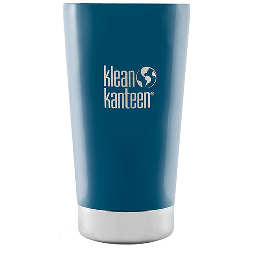 Klean Kanteen Insulated Tumbler 16oz (473mL) - Winter Lake - Find Your Feet Australia Hobart Launceston Tasmania