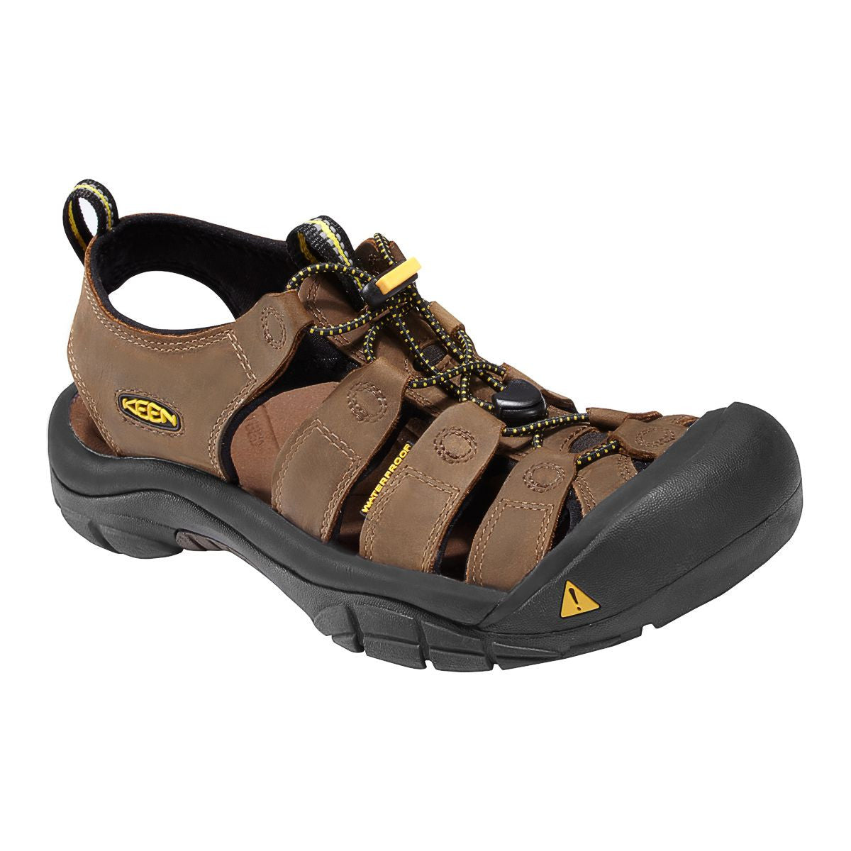 Keen Newport Sandal (Men's) - Bison - Find Your Feet Australia Hobart Launceston Tasmania