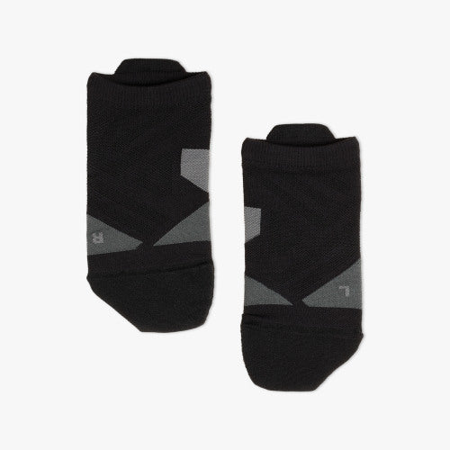 On Low Sock (Women's) - Black Shadow - Find Your Feet Australia Hobart Launceston Tasmania