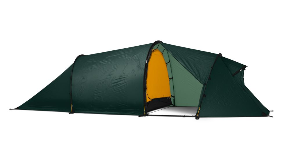 Hilleberg Nallo 4 GT 4 Season Lightweight Hiking Tent - Green - Find Your Feet Australia Hobart Launceston Tasmania