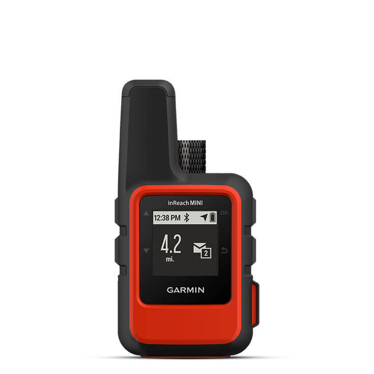 Garmin inReach Mini - Orange - Find Your Feet Australia Hobart Launceston Tasmania