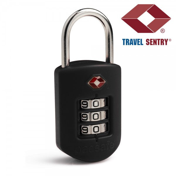 Pacsafe Prosafe 1000 Combination Travel Lock - Find Your Feet