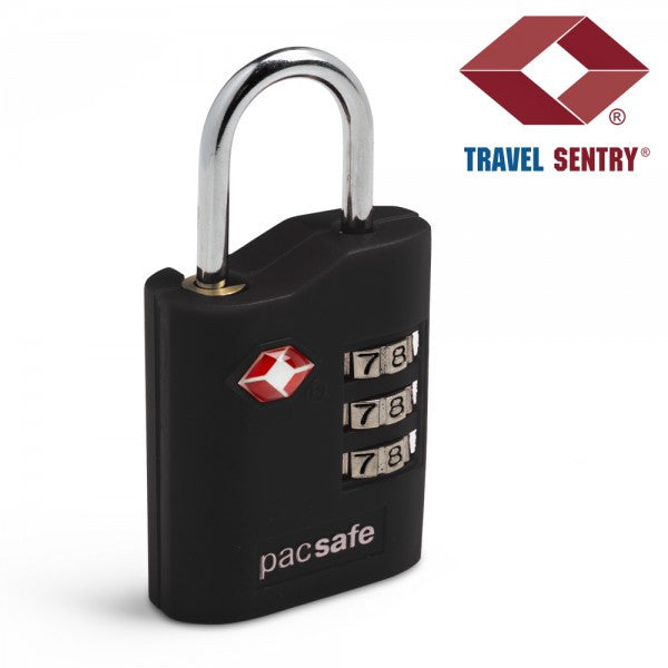 Pacsafe Prosafe 700 Combination Travel Lock