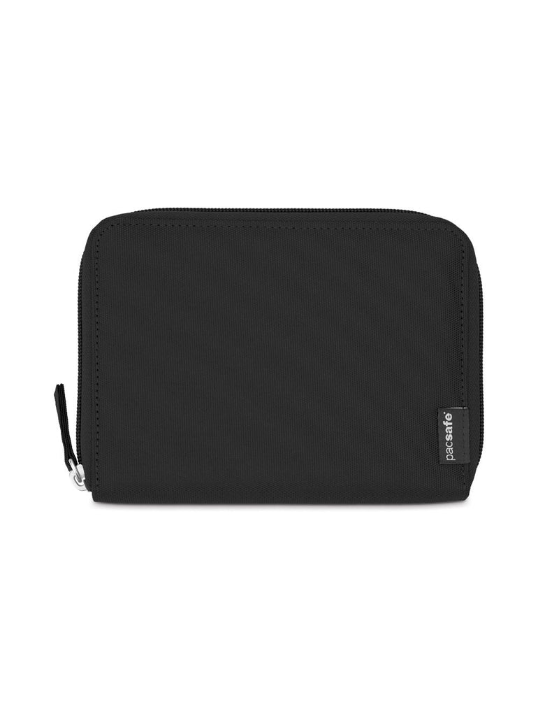 Pacsafe RFIDSAFE LX150 Wallet - Black - Find Your Feet Australia Hobart Launceston Tasmania