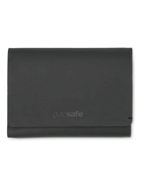 Pacsafe RFIDSAFE Tec Trifold Wallet - Find Your Feet