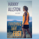 Finding My Feet: My Story by Hanny Allston