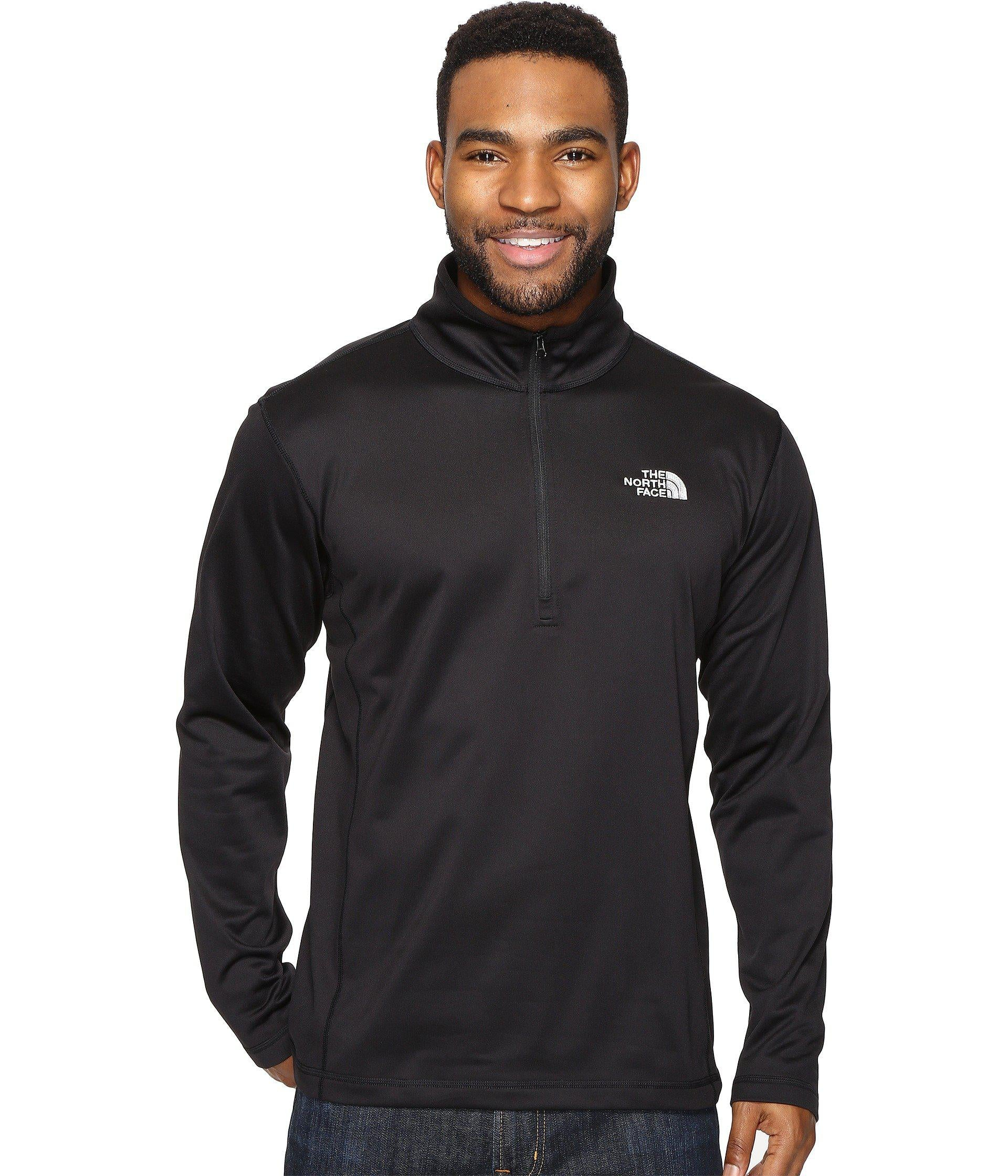 The North Face Tech Glacier Quarter Zip (Men's) - Find Your Feet Australia Hobart Launceston Tasmania