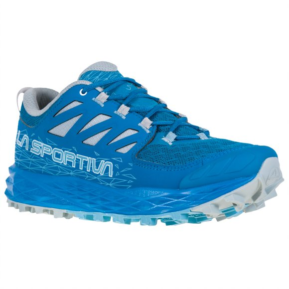 La Sportiva Lycan II Trail Running Shoe (Women's) - Neptune Pacific Blue - Find Your Feet Australia