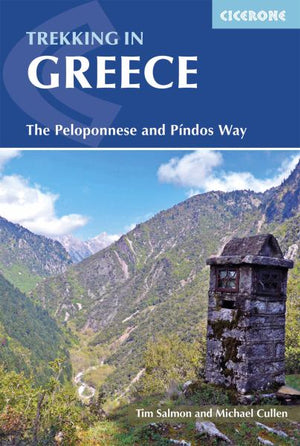 Trekking in Greece Book Find Your Feet Hobart Australia Hiking Travel