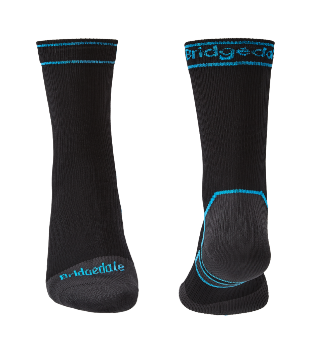 Bridgedale Storm Sock Midweight WP Boot Sock (Unisex) - Find Your Feet Australia Hobart Launceston Tasmania Hiking