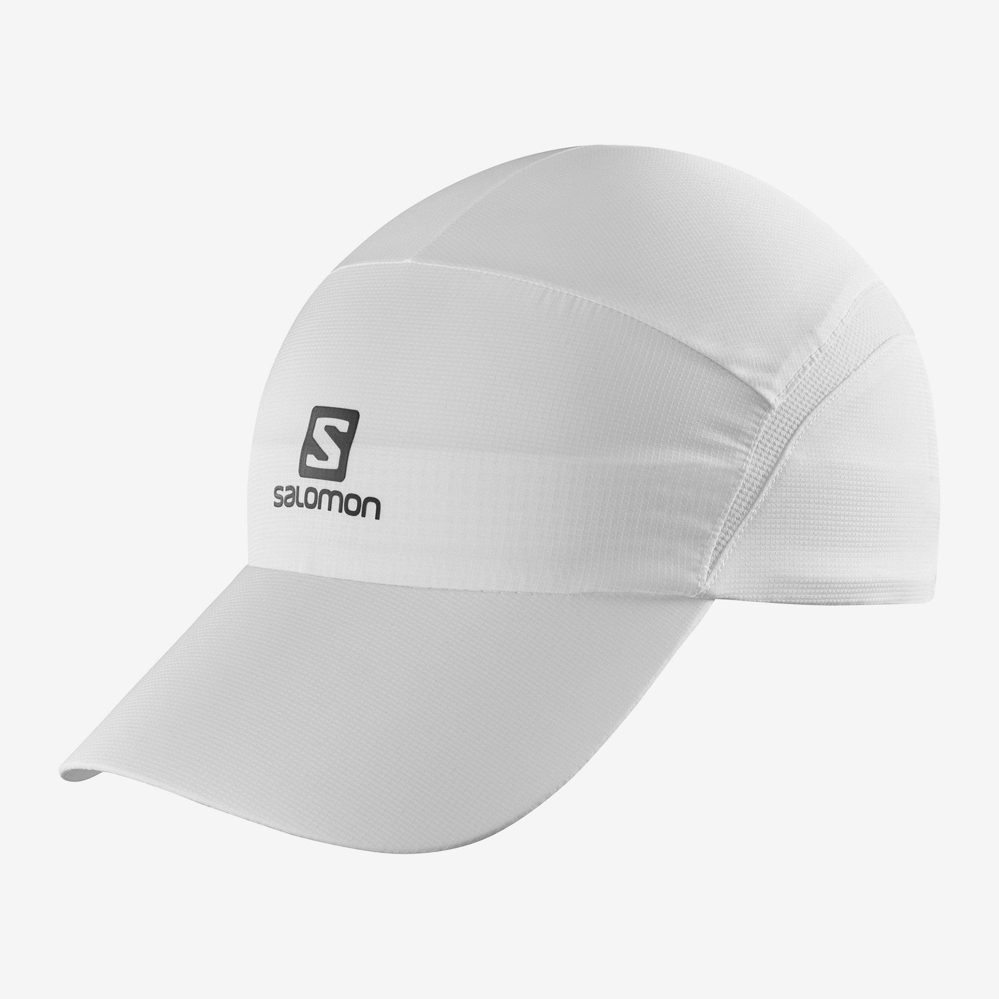 Salomon XA Trail Running Cap (Unisex) - White - Find Your Feet Australia Hobart Launceston Tasmania