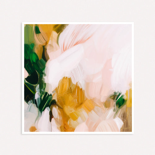 Camellia, limited edition print