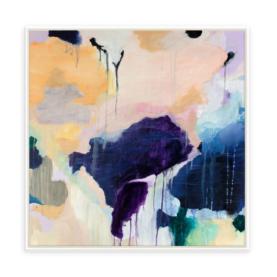 Claire by Parima Studio, abstract canvas print