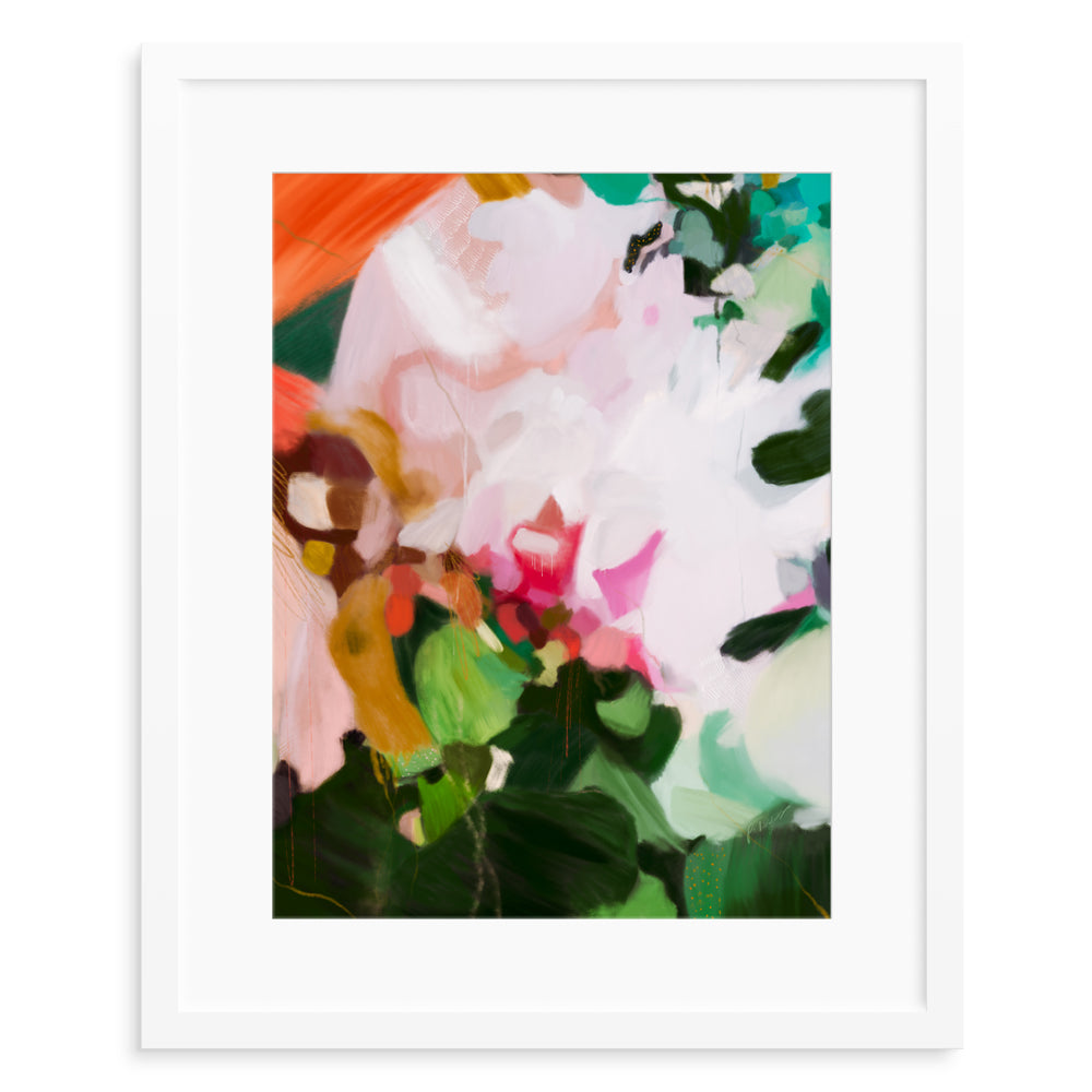 Thea, abstract art print, by Parima Studio