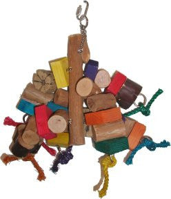 Munchable Wood Toy