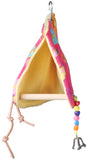 Peekaboo Perch Tent - Small or Medium, Patterns may vary