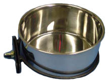 Stainless Steel Cup w/Clamp