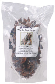 Goldenfeast - Anise, Whole Star - 1.5 oz
