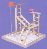 "Acrobird 20"" Playland Stand"
