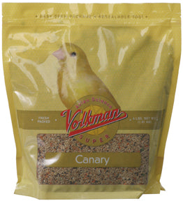 Volkman Avian Science Canary - 4 lb