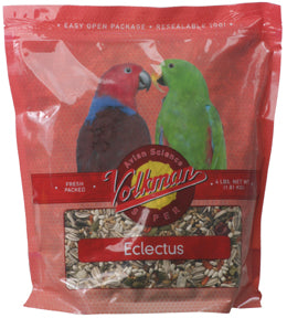 Volkman Avian Science Eclectus - 4 lb