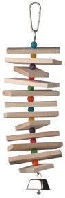 Natural Slat Toy - 12 Slats