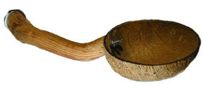 Coconut Cup with Perch