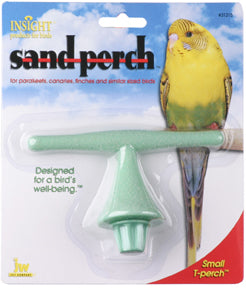 Cage Top Exercise Sand T-perch