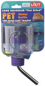 Lixit Quick Lock Cage Snuggler Bottle