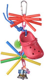 Birdie Shoe Chain Toy - Short