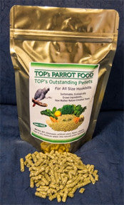 Top's Outstanding Bird Pellets