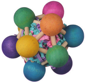 Neutron Foraging Ball - Foot Toy