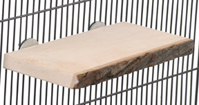 Basswood Platform Perch - Large