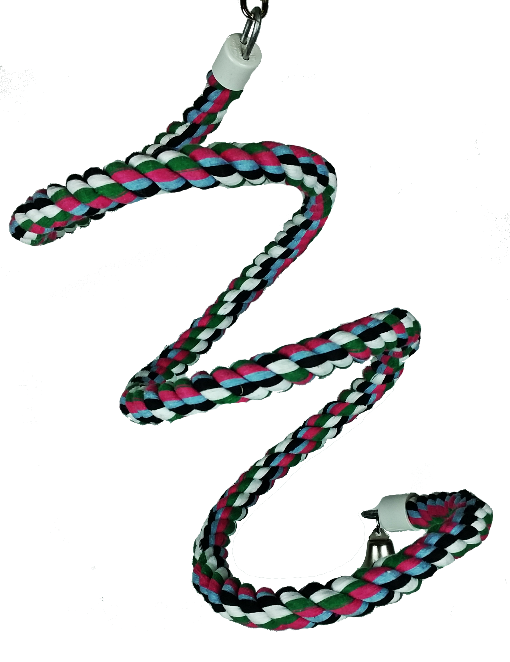 Medium Cotton Rope Boing with Bell
