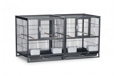 Hampton Deluxe Divided Flight Breeding Cage System