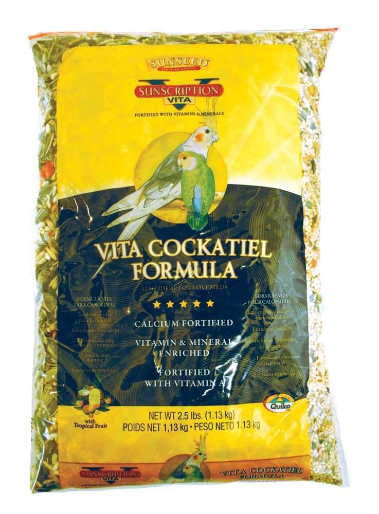 Sunseed Vita Cockatiel