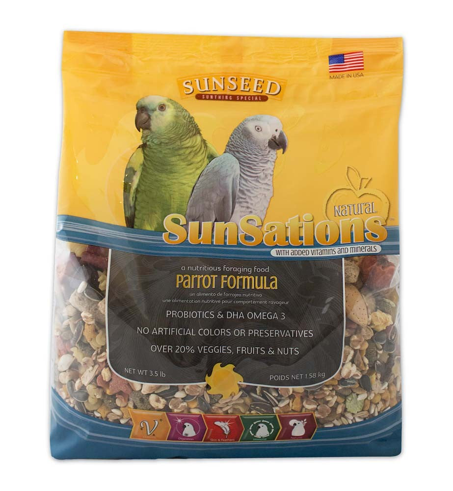 Sunseed SunSations Parrot