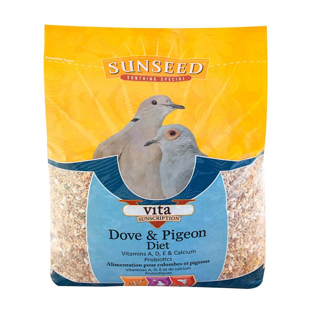 Sunseed Vita Sunscription Dove & Pigeon