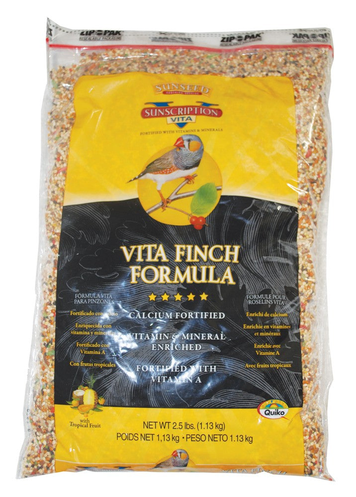 Sunseed Vita Finch