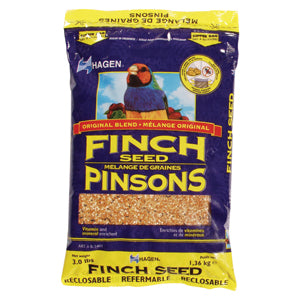 Finch Staple VME Seeds 3lb