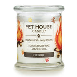 Fireside Pet House Candle