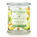 Juicy Melon Pet House Candle