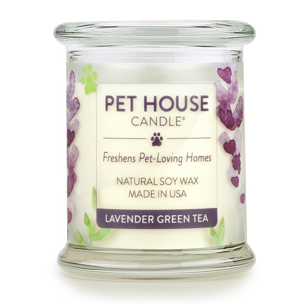 Lavender Green Tea Pet House Cancle