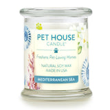 Mediterranean Sea Pet House Candle