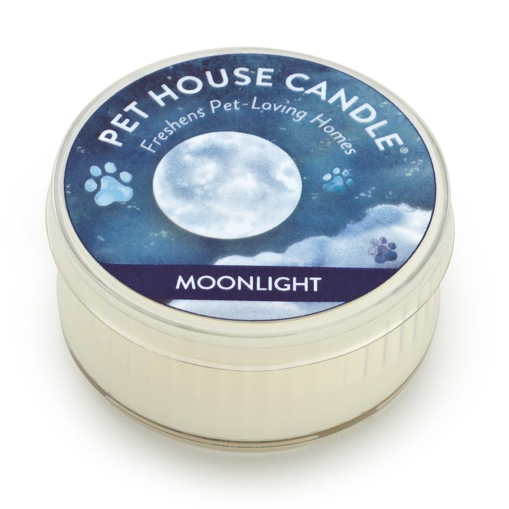 Moonlight Mini Pet House Candle
